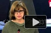 IU: Paloma López defiende la industria del metal en Europa
