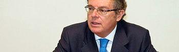 El rector y director del Centro Internacional de Estudios Fiscales (CIEF) de la UCLM, Miguel Ángel Collado.