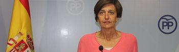 La senadora del PP Ana Gonzalez.