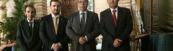 Ángel Luengo en Cabañas de Yepes