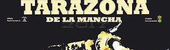 Cartel Feria Taurina de Tarazona de la Mancha 2017
