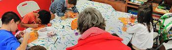 Cruz Roja en Valdepeñas prepara actividades de Halloween para los menores en dificultad social
