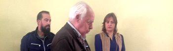 Ángel Gorro toma posesión nuevo alcalde de Mandayona.