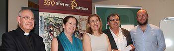 Ciclo de conferencias con motivo del 350 aniversario de la llegada de los tapices a la Colegiata de Pastrana llega al Centro San José de Guadalajara