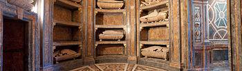 Cripta de San Francisco.