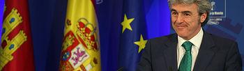 Leandro Esteban-1. RP Consejo de Gobierno_060314. Foto: JCCM.