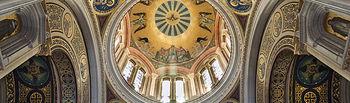Interior del panteón de la Condesa de la Vega del Pozo