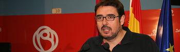 Rafael Esteban, secretario de Organización.