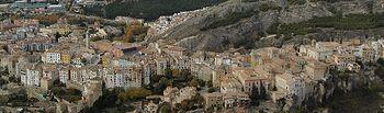 Vista de la ciudad de Cuenca. Imagen de archivo.