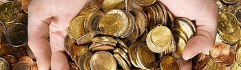 Dinero. Imagen de archivo.