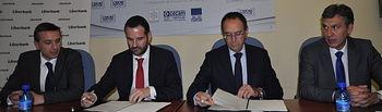 Liberbank y CEOE CEPYME Cuenca colaboran para fomentar el desarrollo empresarial de la provincia
