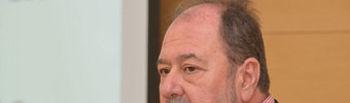 Alfonso Gil ayer en el Consejo Regional de CCOO CLM