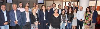 El grupo de trabajo de Mayores, Discapacidad y Dependencia, convocado por el Gobierno regional, elabora cinco líneas estratégicas. Foto: JCCM.