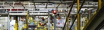 Foto de una Fabrica por dentro (Archivo)