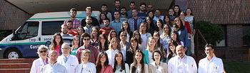 El Área Integrada de Albacete da la bienvenida a 44 nuevos residentes de de Medicina, Enfermería y Farmacia