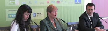 Gro Harlem Brundtland - Ex Primera Ministra de Noruega - Ponente de la II Convención sobre Cambio Climático y Sostenibilidad