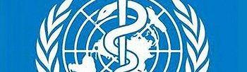Logo de la Organ. Mundial de la Salud (OMS) (Archivo). Foto: Archivo.