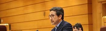 José María Chiquillo en el Senado