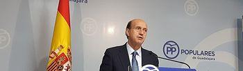 Juan Pablo Sanchez, secretario general PP Guadalajara.