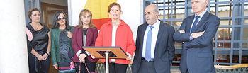 Consejera de Bienestar Social inaugura Vivienda de Mayores en Chillarón (Cuenca). Foto: JCCM.