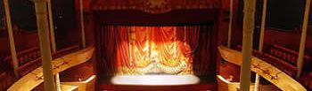 Teatro Circo de Albacete. Foto de archivo.