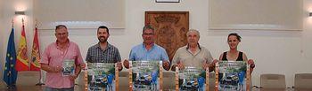 XXXIV Rallye de Coches Antiguos y Clásicos Don Quijote y Sancho.
