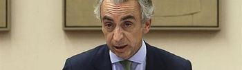 Miguel Ferre, secretario de Estado de Hacienda. Foto: EFE.