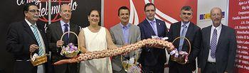XLIV edición de la Feria Internacional del Ajo de Las Pedroñeras. Foto: JCCM.