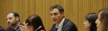 Reunión del Grupo Parlamentario Socialista