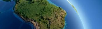 Mapa de Iberoamérica. (Foto archivo)