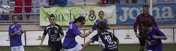 Torneo triangular de fútbol Día Internacional contra la violencia de género