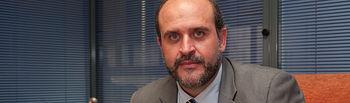 José Luis Martínez Guijarro, portavoz del Grupo Parlamentario Socialista en las Cortes de Castilla-La Mancha