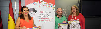 Presentación IV Ruta de Compras en la zona del Bulevar en Albacete