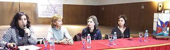 """El Instituto de la Mujer destaca el """"trabajo en red"""" y """"la unión conjunta de mujeres y hombres"""" para vencer la violencia de género. Foto: JCCM."""