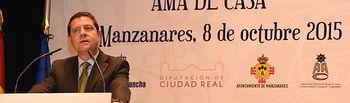 XXXV Encuentro Nacional de Amas de Casa en Manzanares (Ciudad Real). Foto: JCCM.