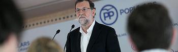 Mariano Rajoy preside la Junta Directiva del PP de Cataluña