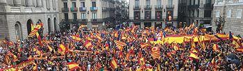 Manifestación Barcelona-2 - 08-10
