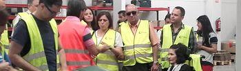 La senadora de Podemos Virginia Felipe