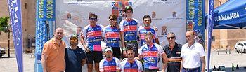 Vencedores MTB Pastrana 2107.