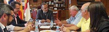 Reunión José Julián Gregorio y Asaja