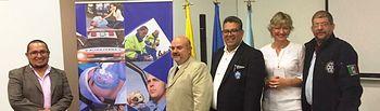 Castilla-La Mancha lidera la representación europea en un foro internacional sobre emergencias prehospitalarias. Foto: JCCM.