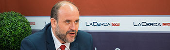 José Luis Martínez Guijarro, vicepresidente del Gobierno de Castilla-La Mancha. Imagen de archivo.