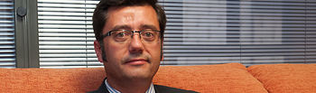 Arturo Romaní, consejero de Hacienda de la Junta de Comunidades de Castilla-La Mancha