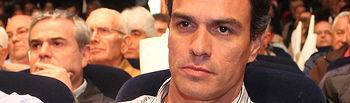 Pedro Sánchez. Foto de Archivo.