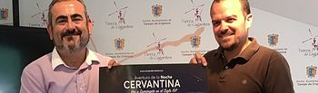 Presentación Aventura Noche Cervantina.