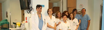 La Unidad de Cirugía Mayor Ambulatoria del Hospital de Cuenca ha incrementado casi un 14 por ciento su actividad en 2016. Foto: JCCM.