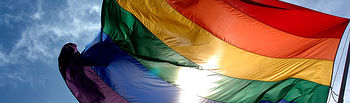 Bandera Orgullo Gay. Foto: Wikipedia
