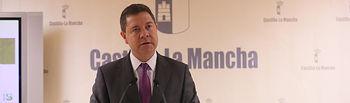 Emiliano García-Page. Hospital Guadalajara.