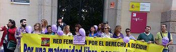 IU se adhiere al manifiesto de la Red Feminista por el Derecho a Decidir Albacete, en el Día de acción global para un aborto legal y seguro