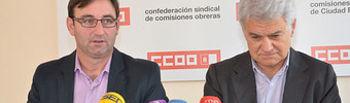 Daniel Martínez y Jose Luis Gil